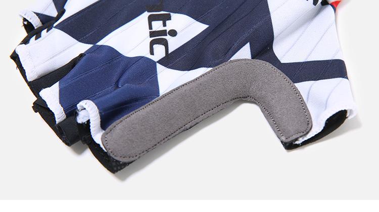 Santic森地客定制  运动短指骑行手套